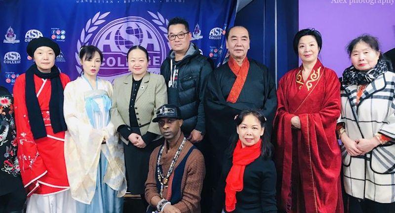 庆祝中华文化月、亚太裔传统文化节暨中美非文化交流活动将在纽约举办